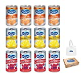 OCEAN SPRAY FRUIT JUICES-5.5oz CANS-3 Flavor/12 Can Variety Pack-4 of each flavor-(includes Bay Area Marketplace tote bag!)