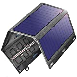 VITCOCO Portable Chargeur Solaire, 29W Chargeur Panneau Solaire Pliable 2...