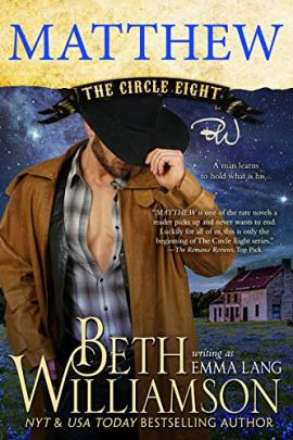The Circle Eight: Matthew by [Emma Lang]