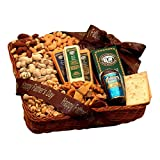 Gift Basket Happy Father's Day Sweet N Savory Tray