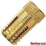 Fischer Messingdübel PA 4 M 6/13,5, 59484