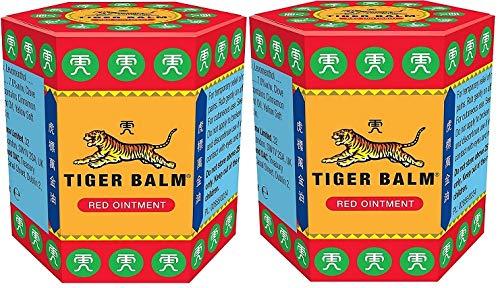 Bálsamo del Tigre - Ungüento, paquete de 2 unidades de 21
