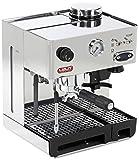 Lelit Anita PL042TEMD Macchina Espresso Semiprofessionale con Macinacaffè Incorporato Ideale per Caffè Espresso, Cappuccino e Cialde Carta - Carrozzeria...