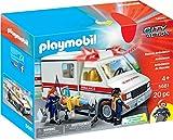 PLAYMOBIL 5681 Ambulance Des Secours