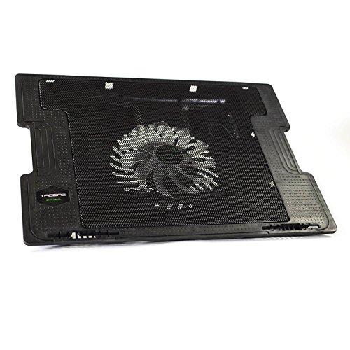 """Tacens Anima - Soporte refrigerador portátil (9""""-17"""") color negro"""
