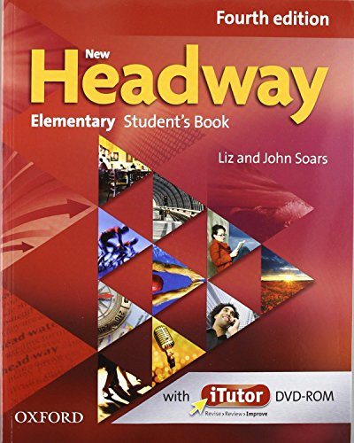 New Headway 4th Edition Elementary. Student's Book + Workbook with Key Pack (New Headway Fourth Edit