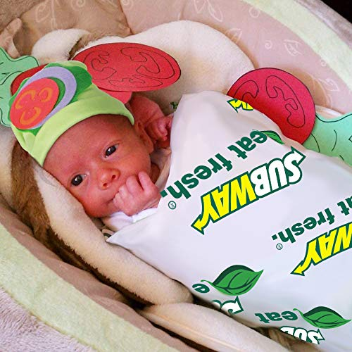 Baby Halloween Costumes - Sandwich Blanket Costume w Hat -...