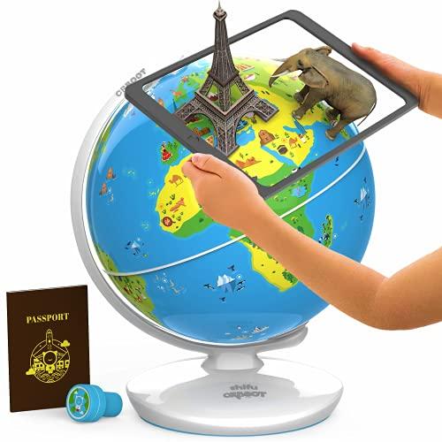 Orboot Earth by PlayShifu (App Based): Interactive AR Globe...