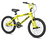 Razor High Roller BMX/Freestyle Bike (20-Inch Wheel), Yellow