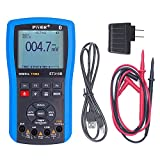 EONE ET310B Bluetooth Oscilloscope Multimeter, Connectable to Android Phone, Handheld Digital Oscilloscopes Kit DSO+DMM, 80M Sampling 20MHz Bandwidth, Auto Waveform Capture