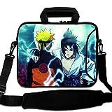 Funda portátil con asa para portátil de 10/12/13/14/15/17 pulgadas, bolsa para portátil de 13 pulgadas, Naruto