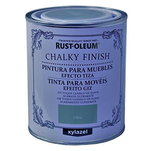 Rust-Oleum 4081103 Pintura, Oliva, 750 ml