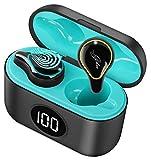 Ecouteur Bluetooth, Écouteur sans Fil TWS Stéréo IPX7 Étanche, 35 H...