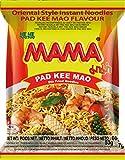 MAMA Instantnudeln Pad Kee Mao – Instantnudeln orientalischer Art – Authentisch thailändisch kochen – 45 x 60 g (Lebensmittel & Getränke)