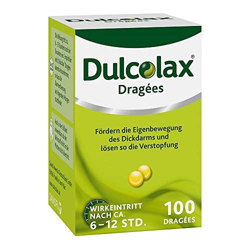 Dulcolax Dragées Dose bei Verstopfung 100 stk
