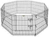 Pet Trex 24' Exercise Playpen for Dogs Eight 24' x 24' High