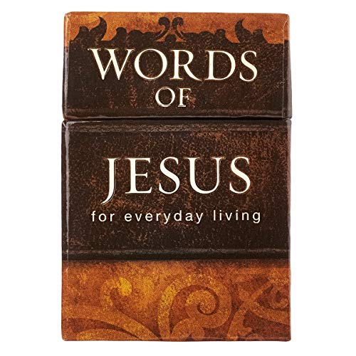Words of Jesus, A Box of Blessings