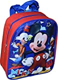 Mickey And The Roadster Racers 10' Small Backpack
