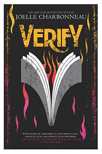 Verify by [Joelle Charbonneau]