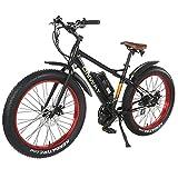 Onway Electric Bike Fat Tire -...