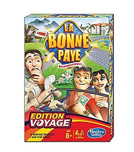 La Bonne Paye, Jeu de société Voyage par Hasbro Gaming