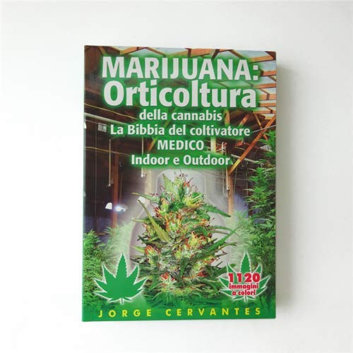 Jorge Cervantes-La Biblia del cultivador médico