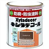 大阪ガスケミカル株式会社 キシラデコール ウォルナット 1.6L
