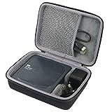 co2CREA Voyage Stockage Porter Étui Housse pour WD My Passport Wireless Pro...