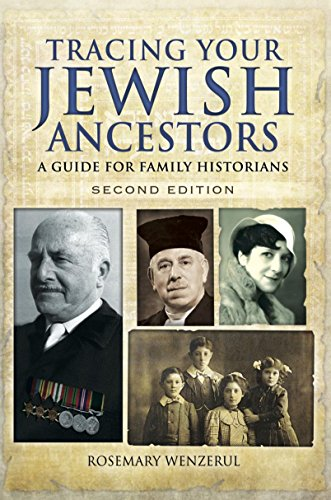 Tracing Your Jewish Ancestors: A Guide For Family Historians (Tracing your Ancestors) Kindle Edition