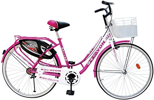 Avon Sherry Cycle (Pink/ White)