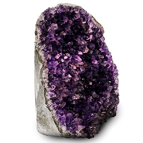 EMPORION Natural Amethyst (1.5 lb to 2 lb) Crystal Clusters...