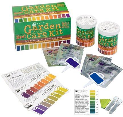 Solvita Gardencare Test Kit