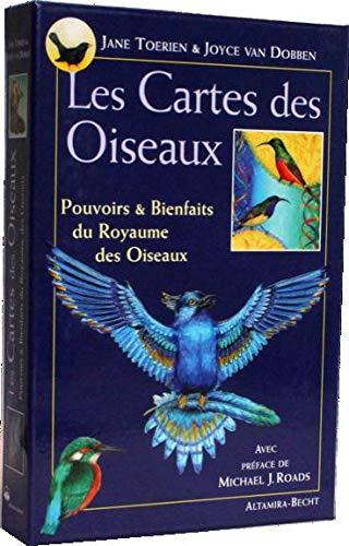 Cartes des Oiseaux