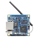 Orange Pi Zero/Zero LTS B H2+ Quad Core Open-Source Development Mini Board,Support 100M Ethernet Port and WiFi (Zero 512MB)