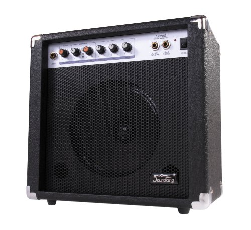 Soundking AK20-G Gitarrenverstärker - 2-Kanal, 60 Watt