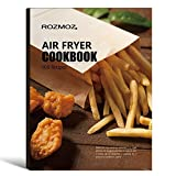 Rozmoz Air Fryer Cookbook, RA20 The 100 Best Healthy and Wholesome Homemade Recipes for Your Air Fryer