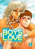 Tình yêu của chàng trai trong truyện tranh - Tập 1