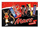 A delicious fusion of chocolate, caramel and nougat Package contains: sniker, 2 x Mars bar, maltesers, Milky Way and Twix A selection of the UK's favorite chocolate brands Includes Mars, Milky Way, Snickers, Twix and Maltesers Great for gifting at Ch...