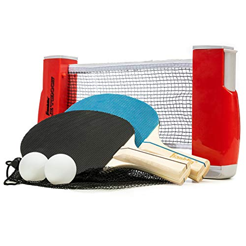 Franklin Sports Table Tennis To Go, Complete Portable Ping...