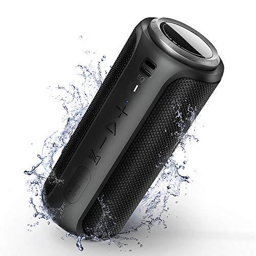 Cassa Bluetooth 30W Altoparlante Portatile Bluetooth 5.0 con Bassi Potenti, TWS 360 Suono Stereo...