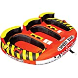 Sportsstuff Speedzone 3   1-3 Rider Towable Tube for Boating