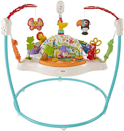 Fisher-Price Animal Activity Jumperoo,...