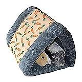 Rosewood Snuggles Tunnel pour Se Blottir/Dormir en Textile à...