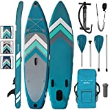 ALPIDEX Stand Up Paddle Board 305 x 76 x...