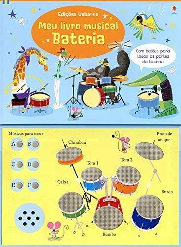 Bateria: meu livro musical