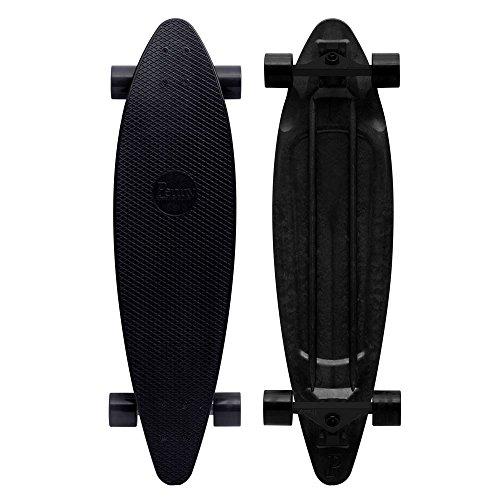 Penny Australia, 36 Inch Blackout Longboard, The Original Plastic Skateboard