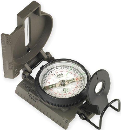 NduR Proforce Equipment - Brújula con Estuche metálico