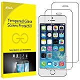 JETech Film de Protection d'écran pour iPhone Se 2016 (Pas compatiable avec...