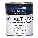 TotalBoat TotalTread Non Skid Deck Paint (Beige, Quart)