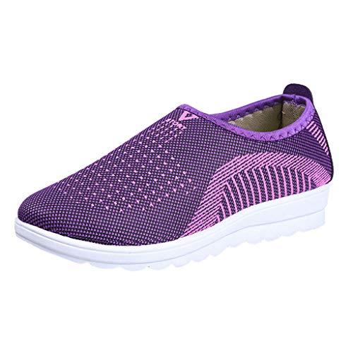Zapatillas de Deportivos de Running para Mujer Gimnasia Lige